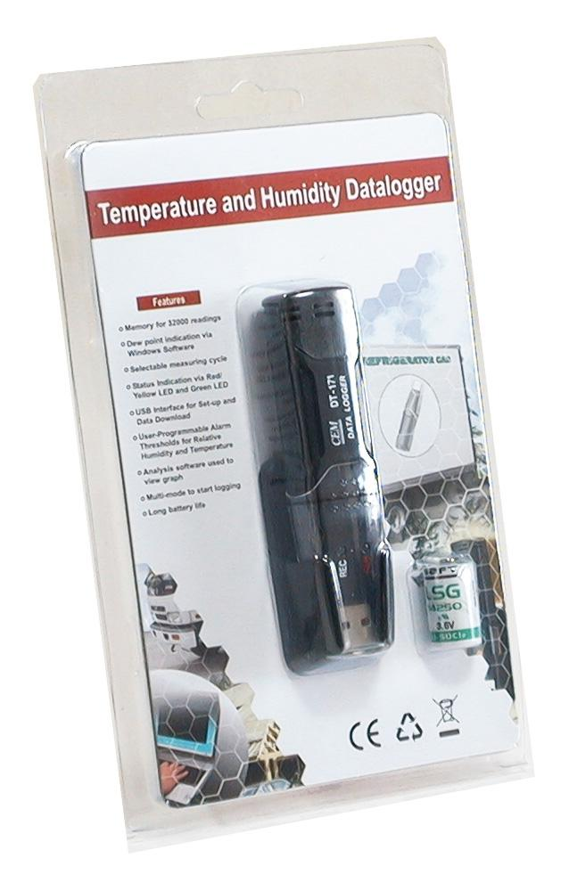 datalogger thermometer