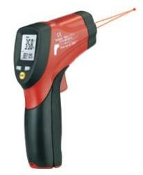 CEM DT-8862 Professional 12:1 IR Dual Laser Thermometer up to 1202 deg F 650 deg C