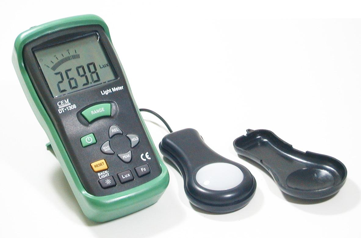 luxmeter light meter